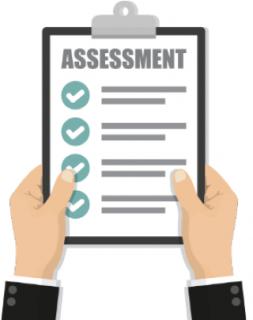 Assessing clipboard