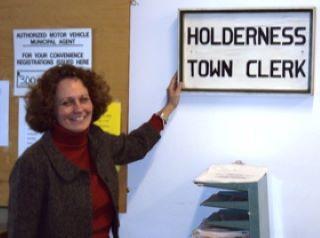 Ellen King, Town Clerk/ Tax Collector